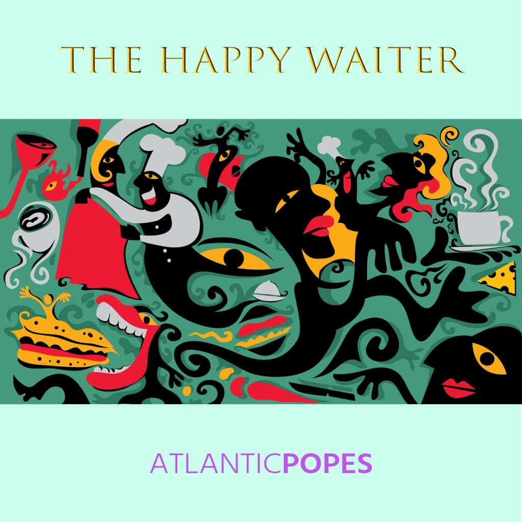 The Happy Waiter_Cover