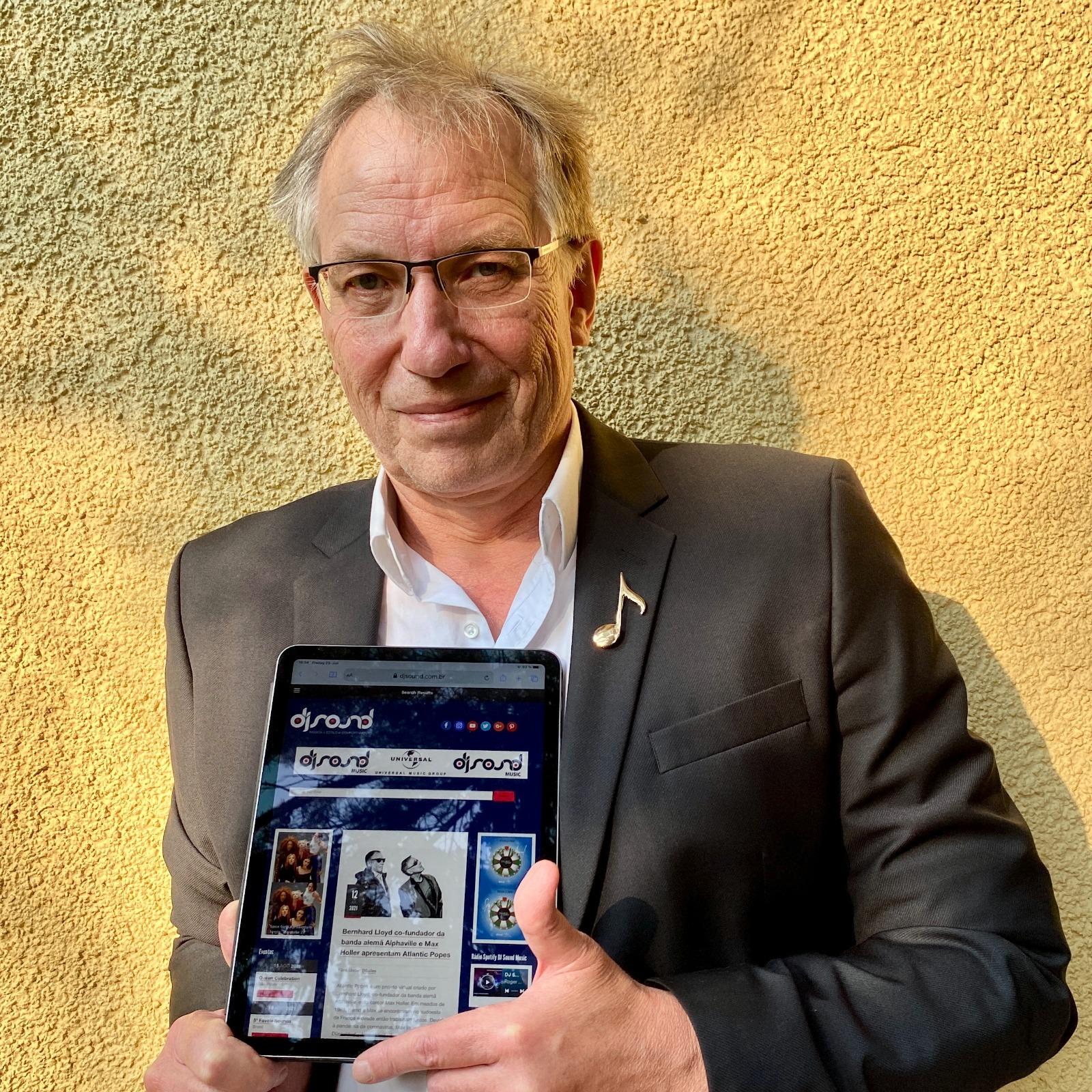 Bernhard-djsound-article