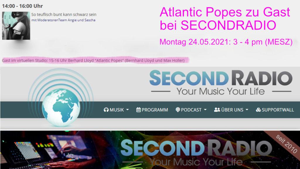 SecondRadio-Atlantic Popes